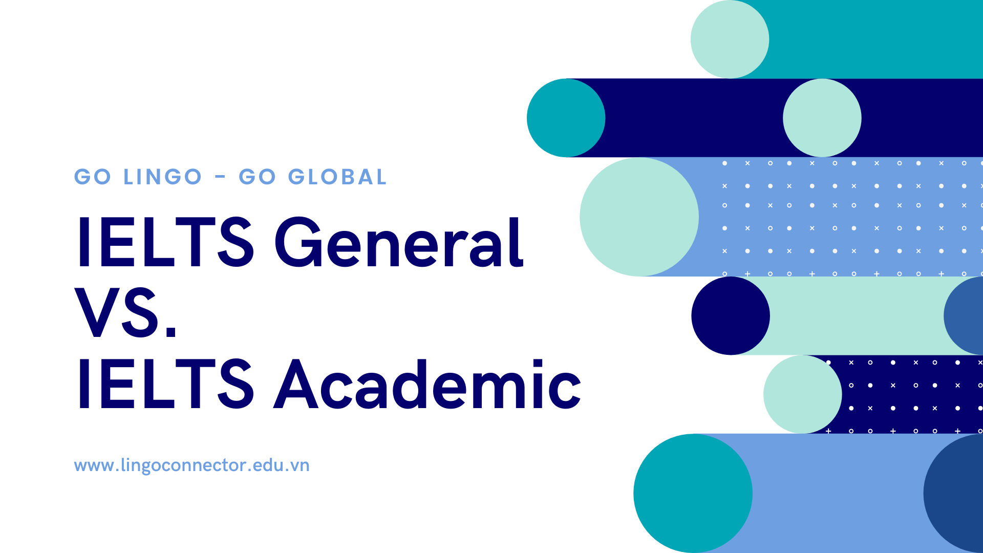 ielts geneeral va ielts academic