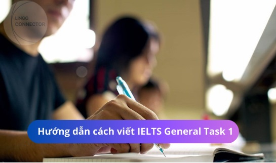 Ielts General Task 1