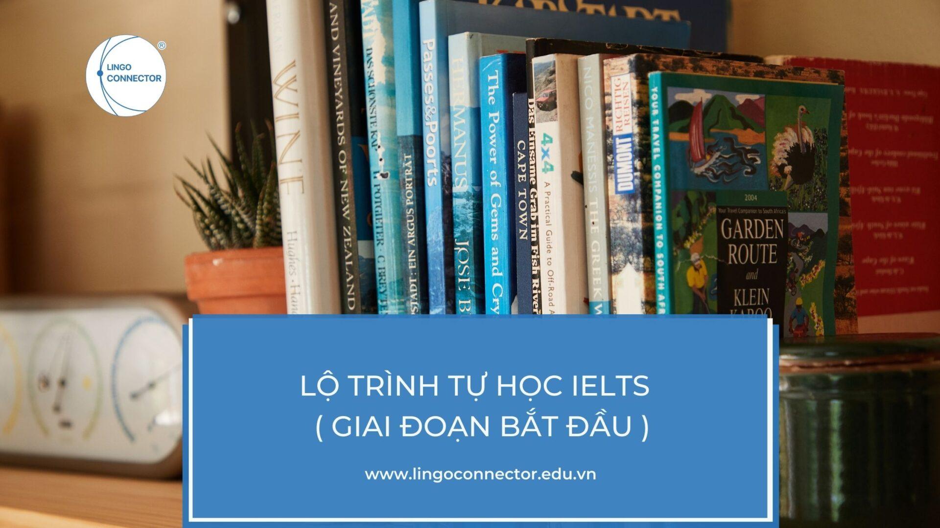 Lộ trình tự học IELTS – IELTS Lingo ( giai đoạn bắt đầu )