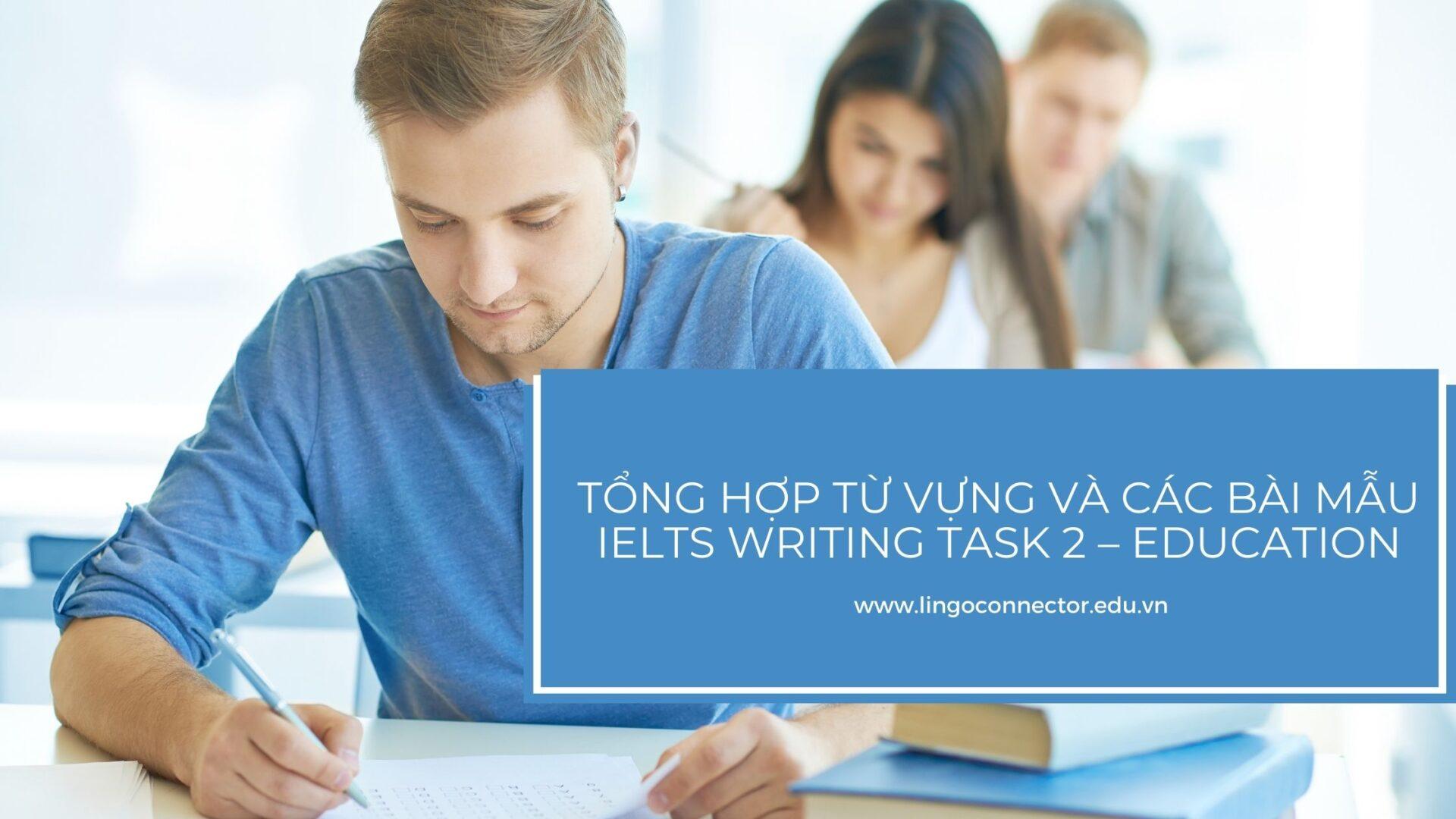 từ vựng education