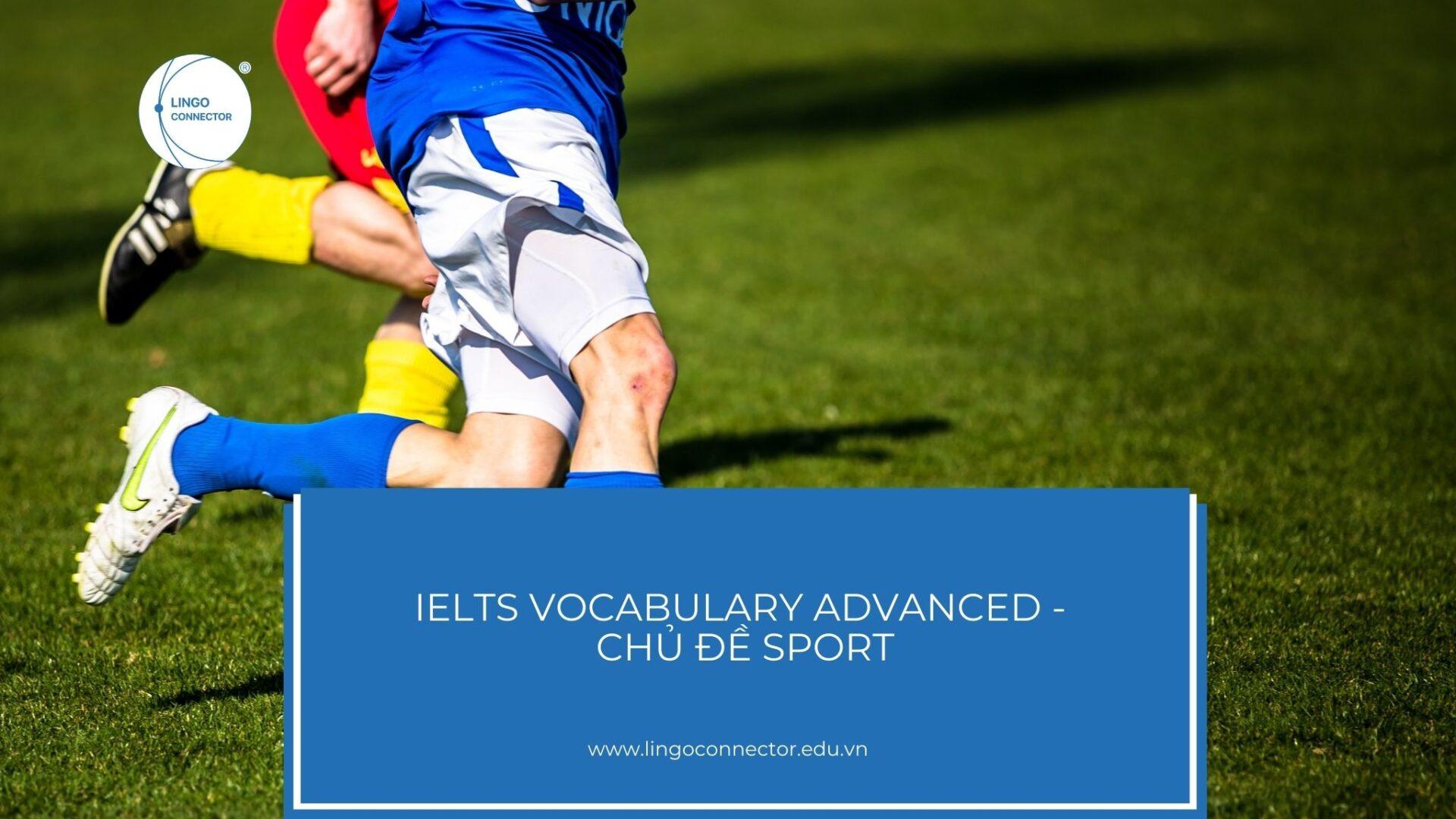 Vocabulary Advanced Sport