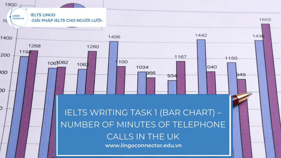 Number of minutes of telephone calls In the UK