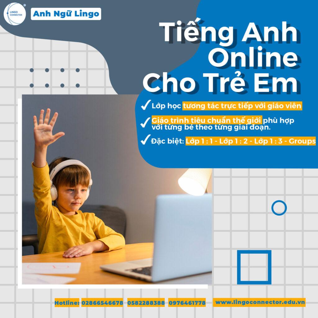 Tiếng Anh Online Trẻ Em