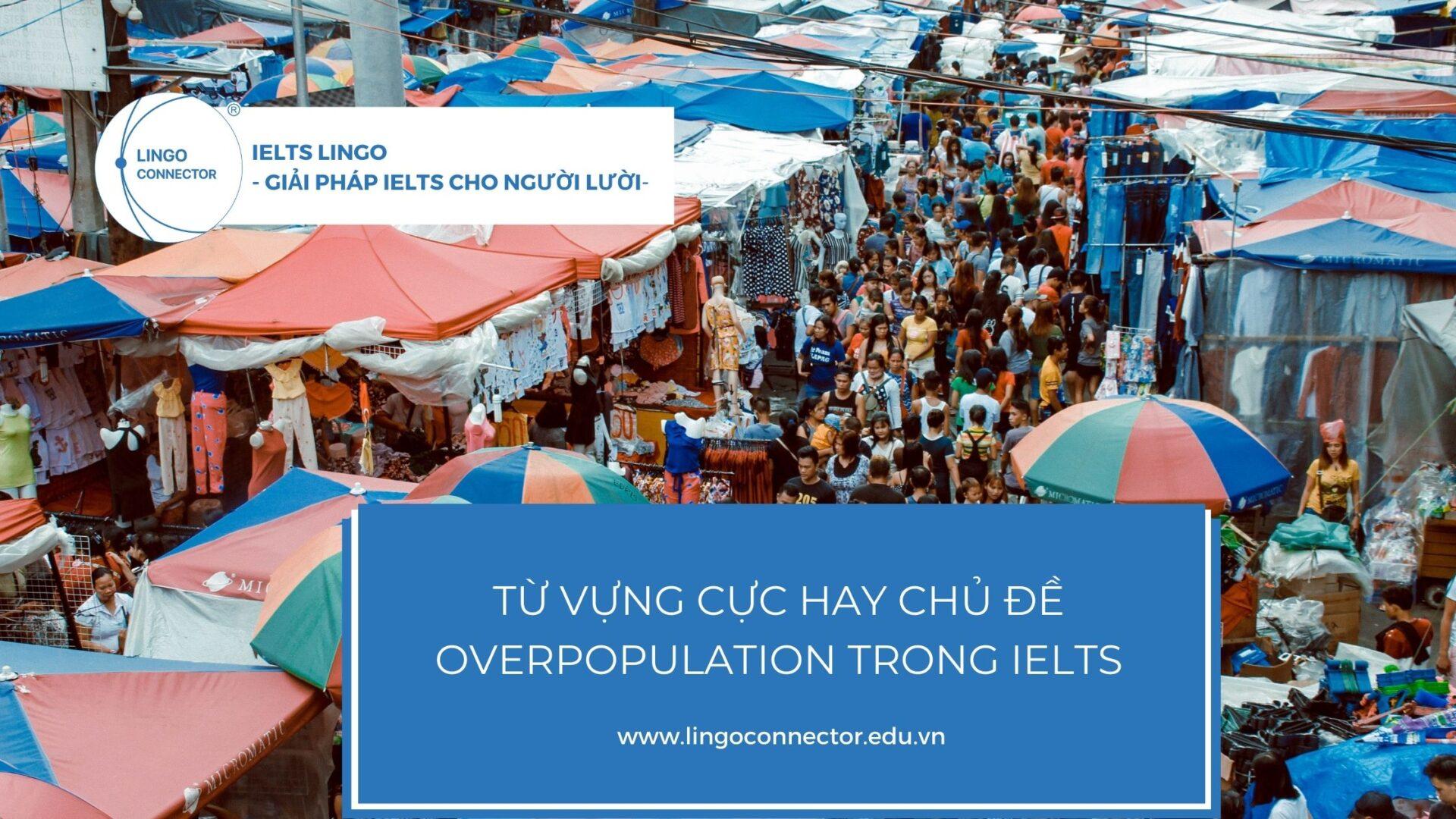 tu-vung-ielts-overpopulation